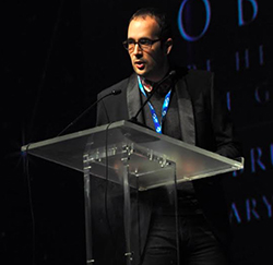 Arpa Film Festival Jury member
