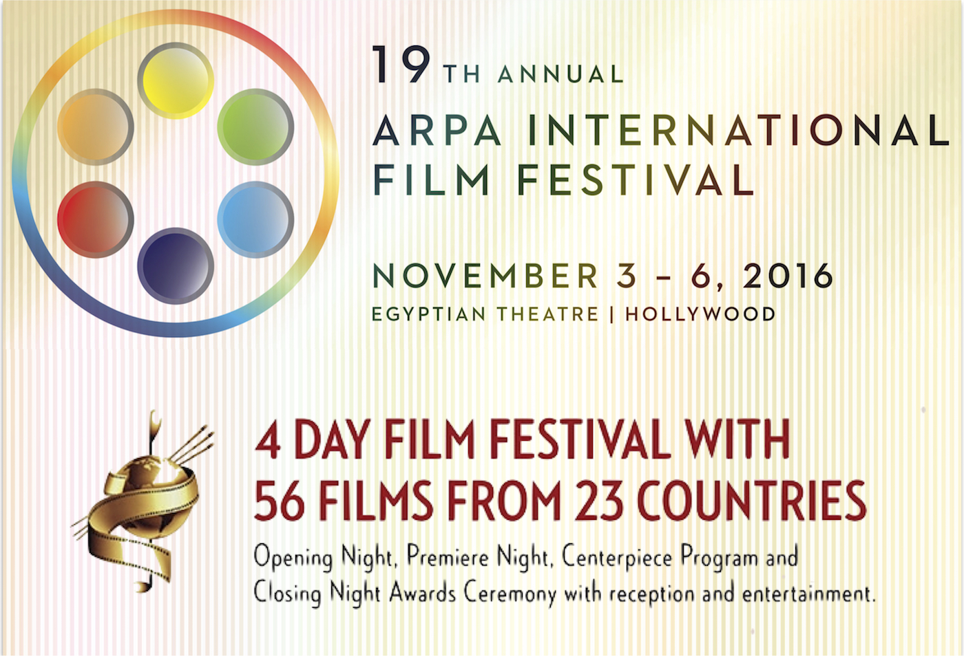 Everything You Need to Know About Arpa IFF 2016