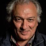 Serge Avedikian lors de la présentation du film l'homme qu'on attendait au cinéma Comoedia Lyon