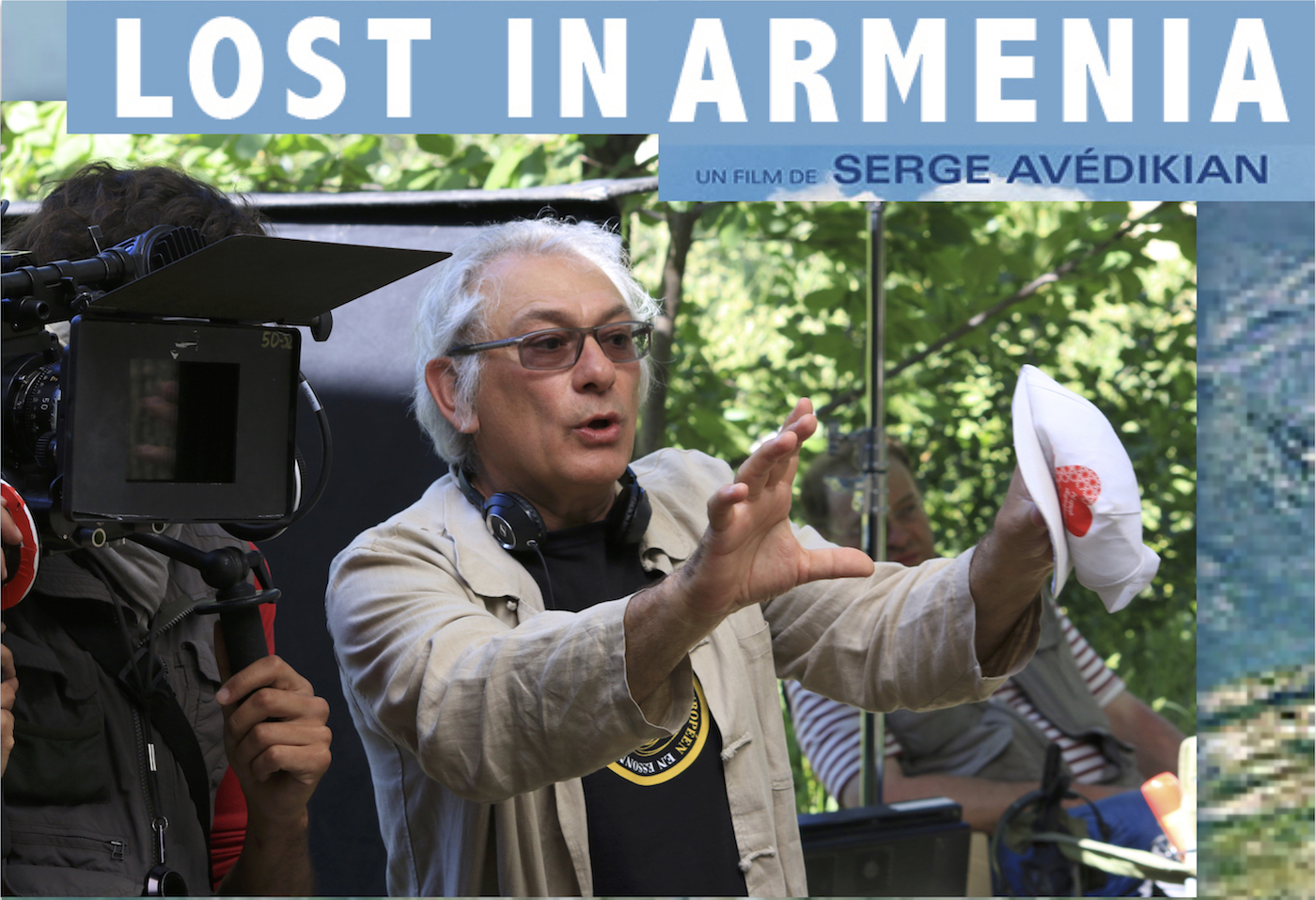 "Serge Avedikian Gets Three 2016 #ArpaFilmFestival Category Noms for Feature Film ""Lost in Armenia"""