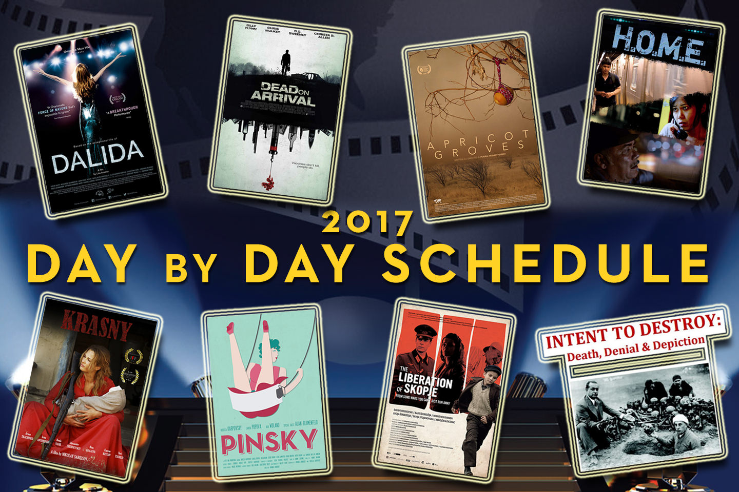 Schedule and Program – 2017 Arpa IFF
