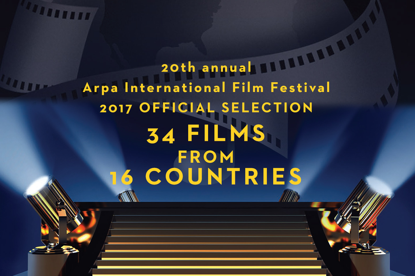 Official Film Selection – 2017 Arpa IFF