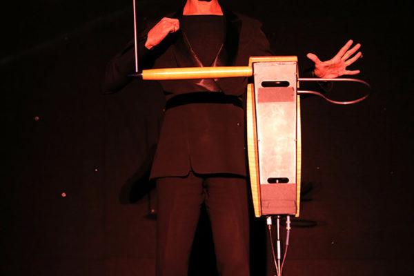 Armen Ra theremin virtuoso